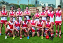 ANZA Singapore Wombats AFL team