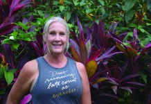 Lee Carsely ANZA's Wandering Yogi, yogae teacher and meditator