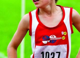 ANZA Athletics in Singapore