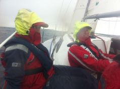Got to love good wet weather gear. Makes days like this so much nicer!