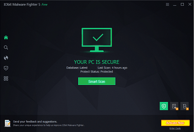 IObit Malware Fighter Pro 5.4.0 Crack + License Key Free Download