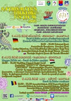 Afis Folclor Festival 2018 vv f