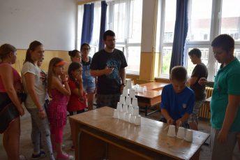 Táboroztak a gyermekek Nagykárolyban az egyházmegye református gyerekei (19)