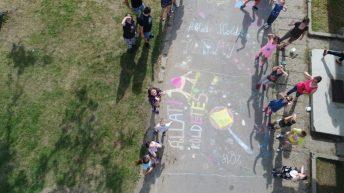 Táboroztak a gyermekek Nagykárolyban az egyházmegye református gyerekei (45)