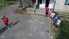 Táboroztak a gyermekek Nagykárolyban az egyházmegye református gyerekei (47)