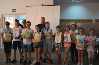 Táboroztak a gyermekek Nagykárolyban az egyházmegye református gyerekei (57)