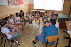Táboroztak a gyermekek Nagykárolyban az egyházmegye református gyerekei (6)