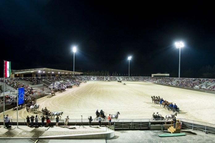 Közép-Európa legmodernebb lovasközpontja