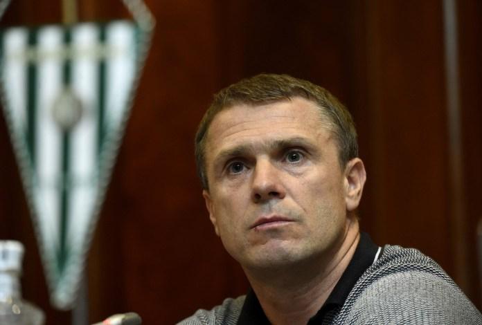 Szerhij Rebrov lett a Ferencváros vezetõedzõje