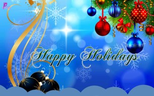 Happy-Holidays-Blue-Greetings-and-Wishes-Card-Wallpaper-New-Year-Christmas-Wallpaper