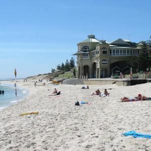 Cottlesloe Beach Western Australia