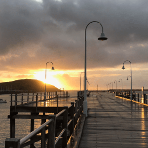 Coffs Harbour Jetty New South Wales