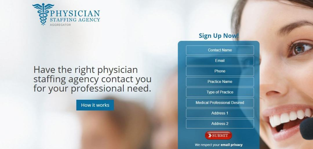 Physician Staffing Agency