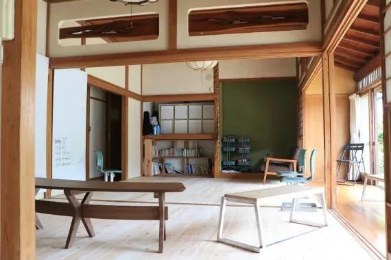 ヒミツキチ森学園でのリフレクション