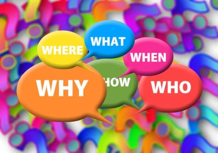 対話レベルは聞き手の質問力で決まる!