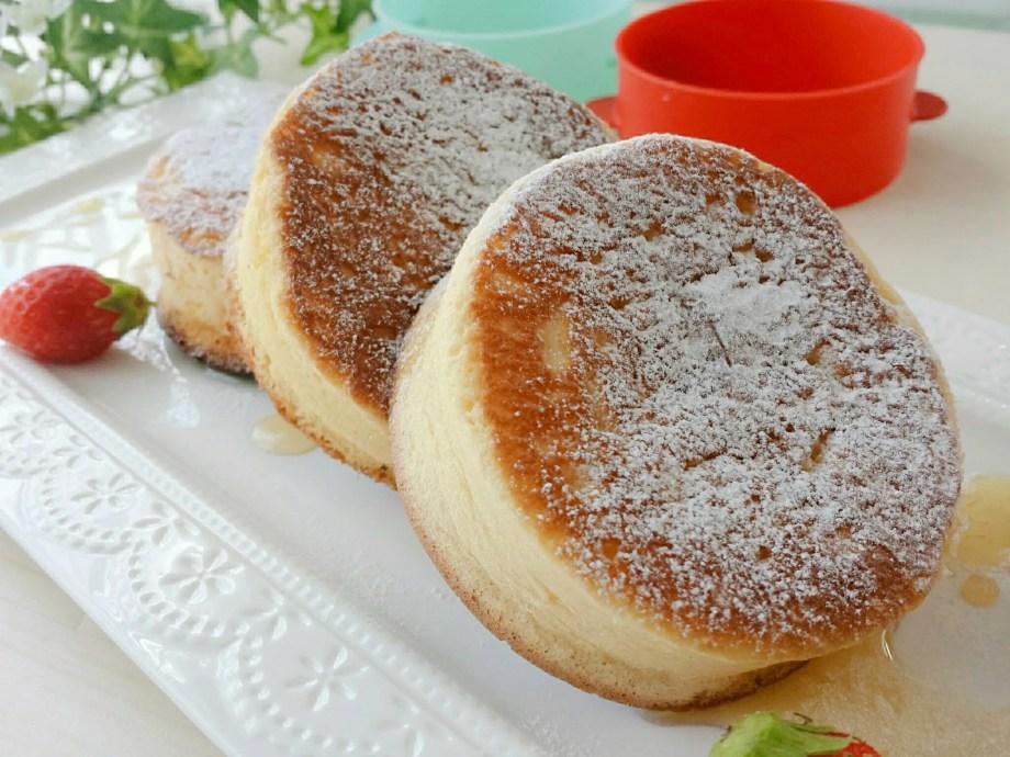 ホットケーキ ふわふわ 作り方