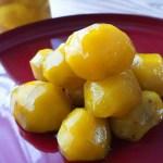 栗の甘露煮の作り方 簡単