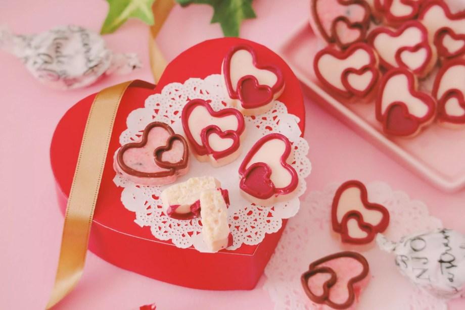 バレンタイン 手作り かわいい