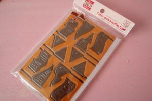 チョコレート型 ダイソー