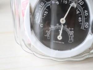 セリア 湿度計