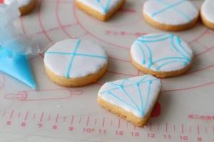 アイシングクッキー 簡単