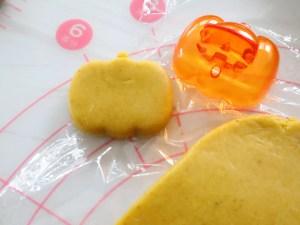 かぼちゃ クッキー レシピ