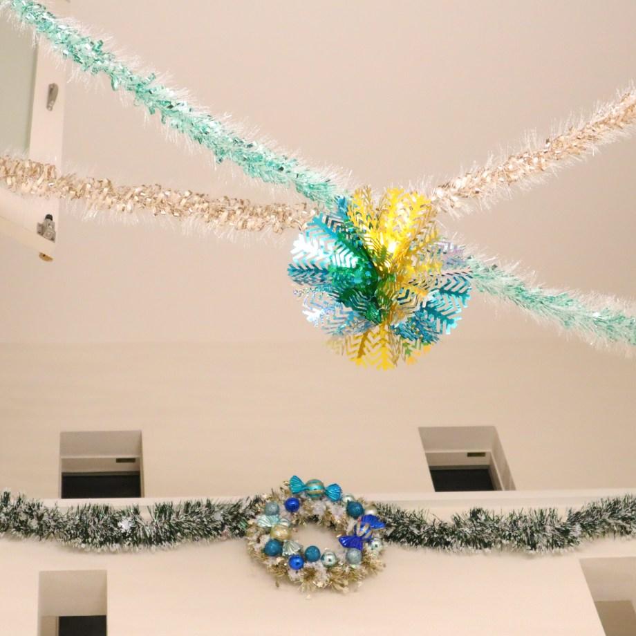 クリスマス 部屋 デコレーション