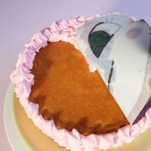 ドキンちゃんケーキ
