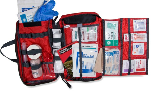 Creating a Basic First Aid Kit [https://aoa-adventures.com/creating-a-basic-first-aid-kit/]