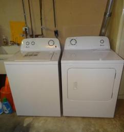 amana electric dryer [ 768 x 1024 Pixel ]