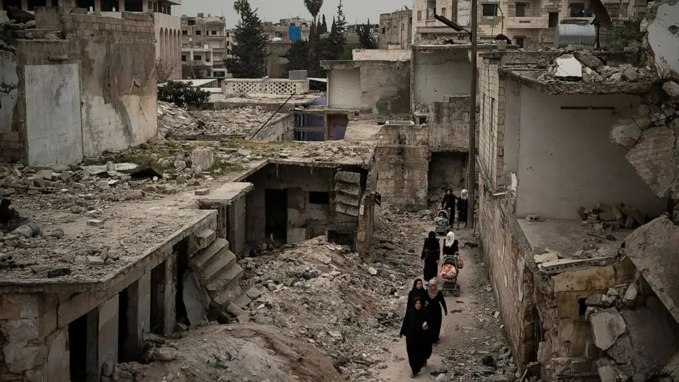 As a ceasefire takes hold in northwest Syria, civilians count the costs of a devastating government offensive   AOAV