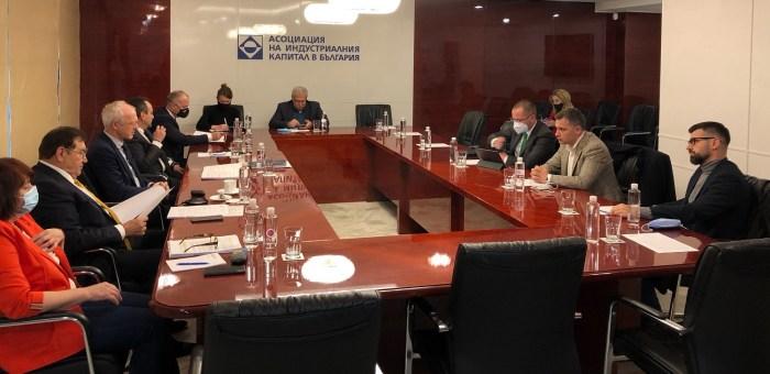 АОБР и ВМРО обсъдиха икономическите си приоритети