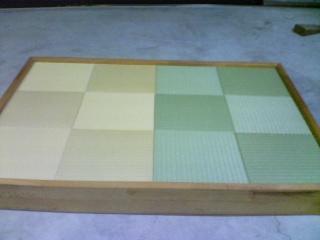 ミニチュア琉球畳