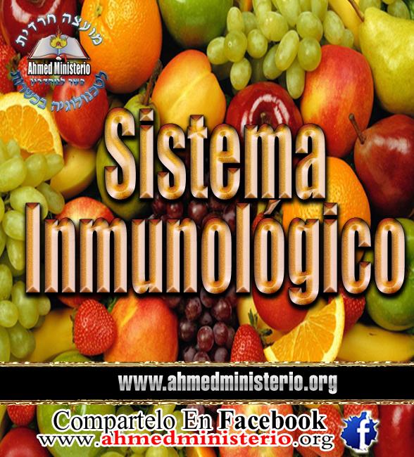 AHMEDMINISTERIO_SISTEMA INMUNOLOGICO