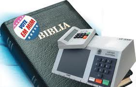 BÍBLIA E URNA ELETRÔNICA