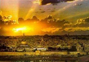 jerusalem terrestre