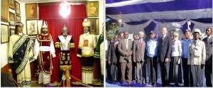 líderes religiosos ontem e hoje