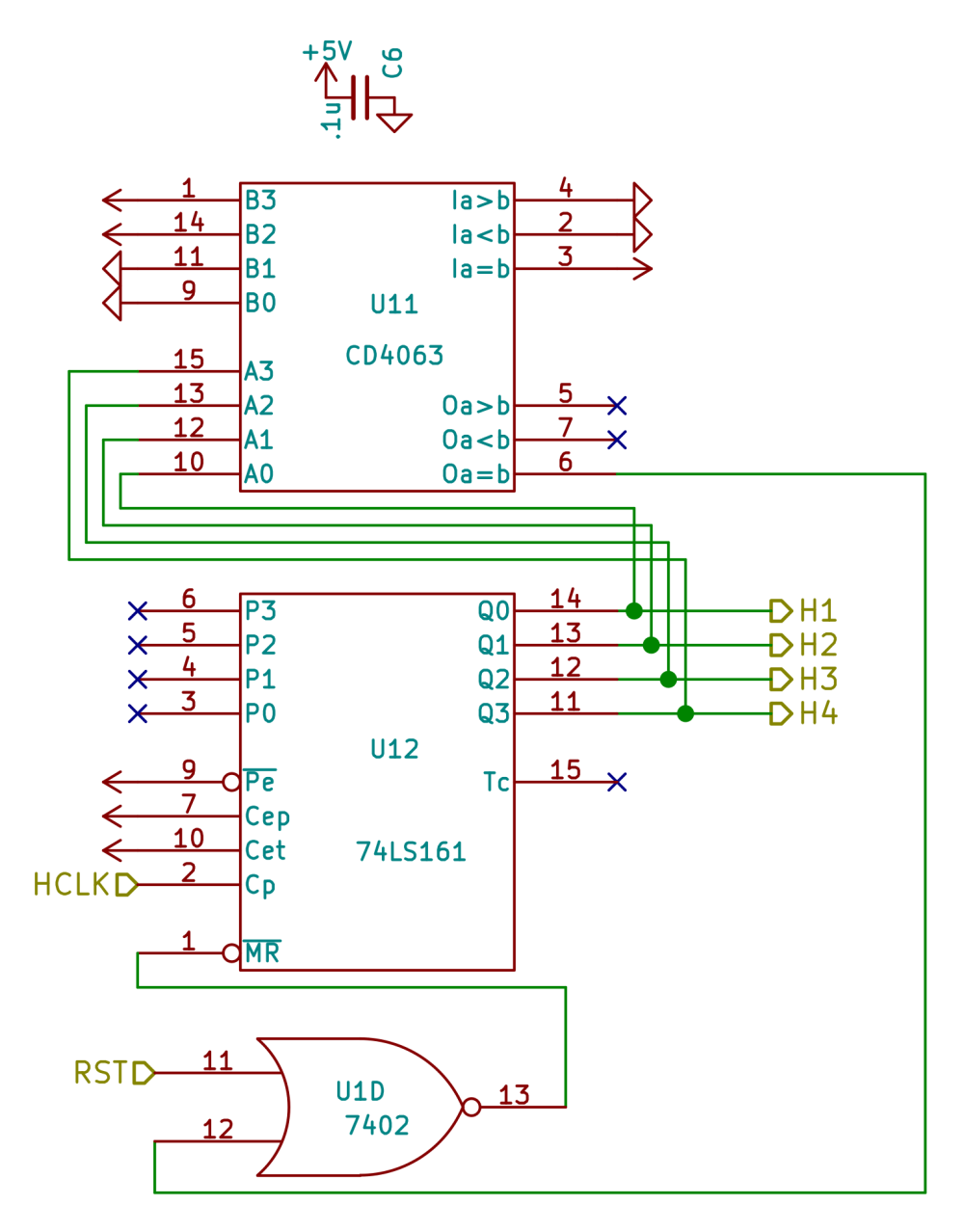 medium resolution of hour counter circuit