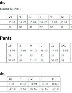 Sizing chart also east bay fencers gym pants rh aofwear