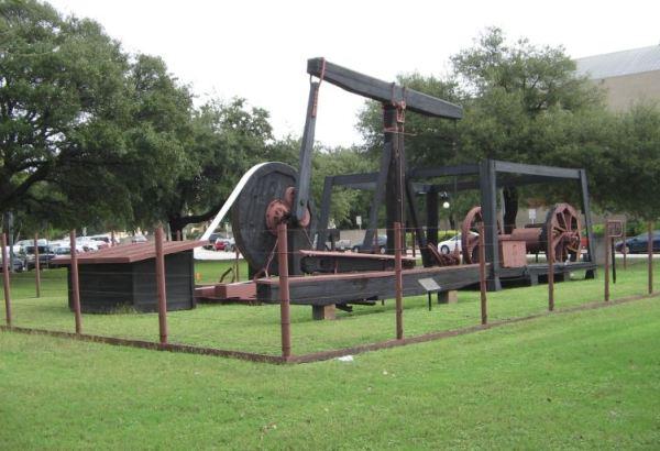 west texas petroleum