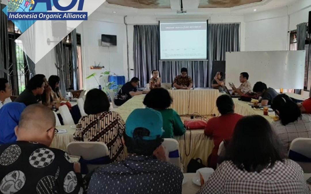 """Anggota AOI Sumatera Utara Ber""""Tak-Tik-Bum"""" Dalam FGD Kebijakan Regional"""