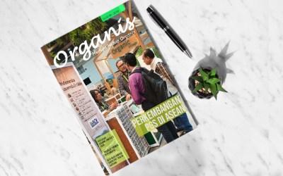 Telah terbit! Majalah ORGANIS – Edisi 49