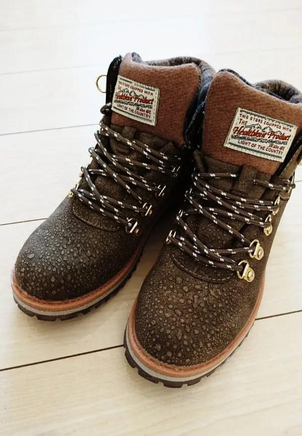 使わないと損!!雨・汚れからお気に入りの靴を守ってくれる、お助け防水スプレー!
