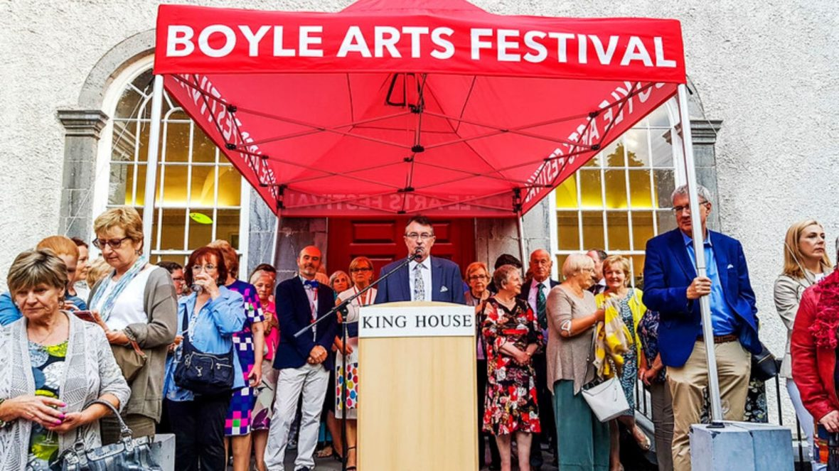 Boyle Arts Festival (mid July)