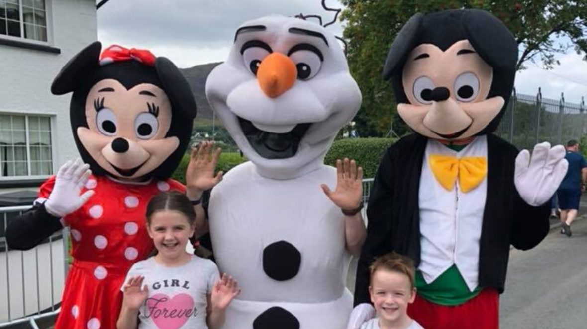 Clonmany Family Festival (early August)