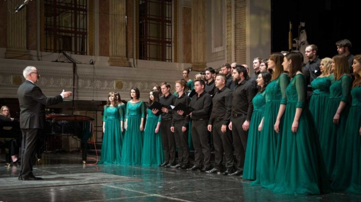 Cork International Choral Festival (29 April – 3 May)