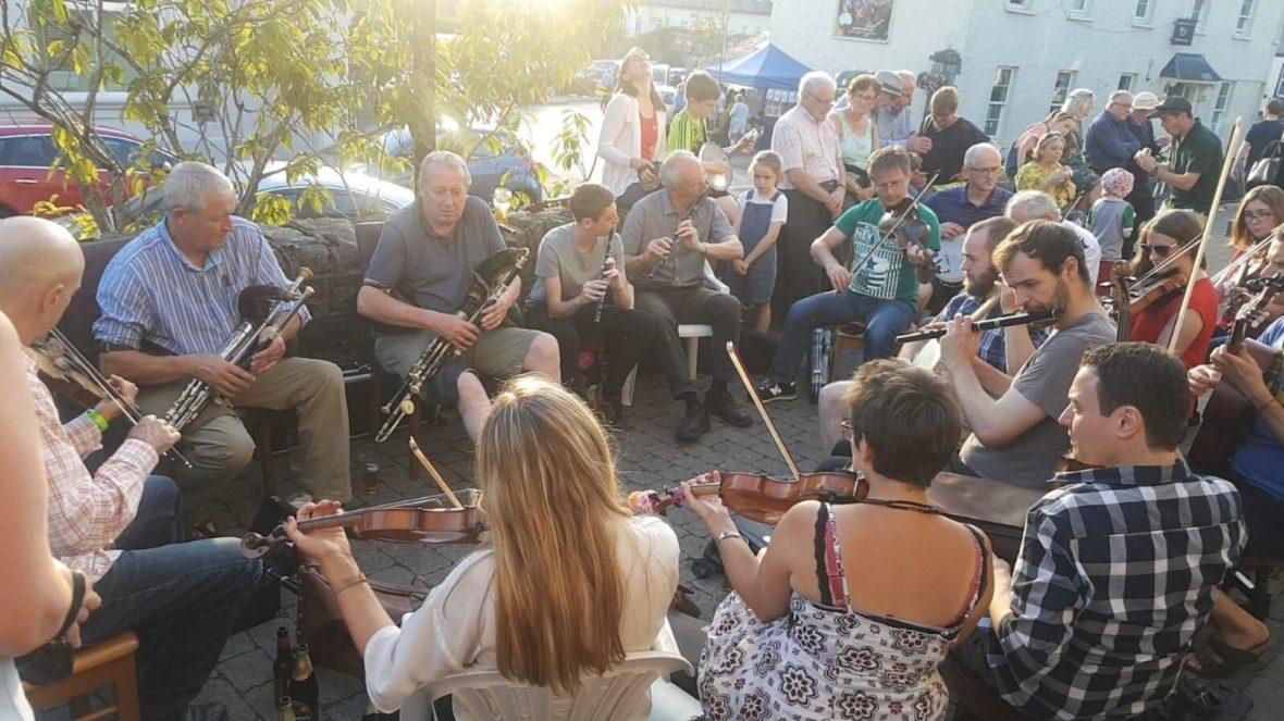 Joe Mooney Summer School of Traditional Music Song & Dance (18 – 25 July 2020)