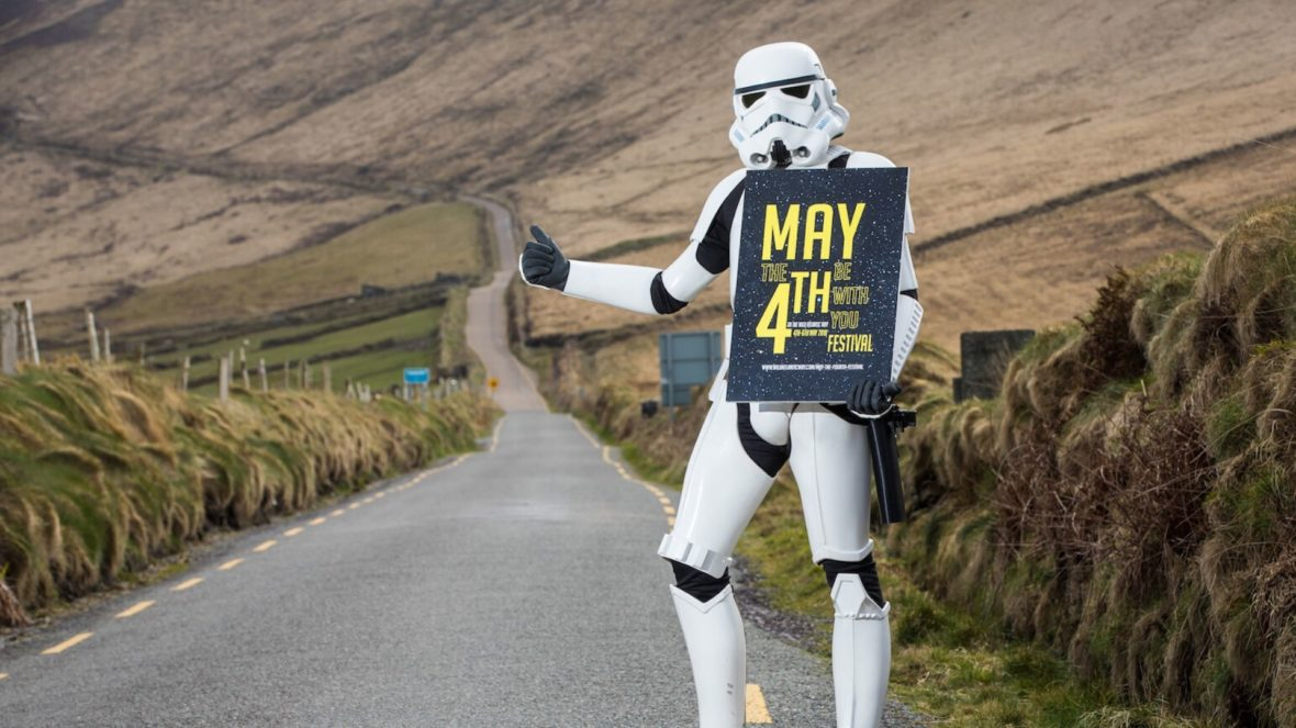 May the Fourth Be With You Festival (May 2020)