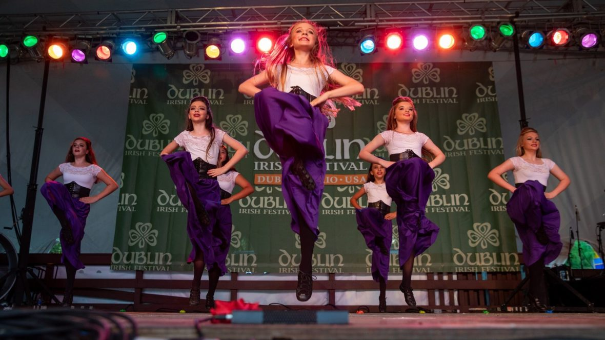 Dublin (Ohio) Irish Festival (31 July – 2 August 2020)