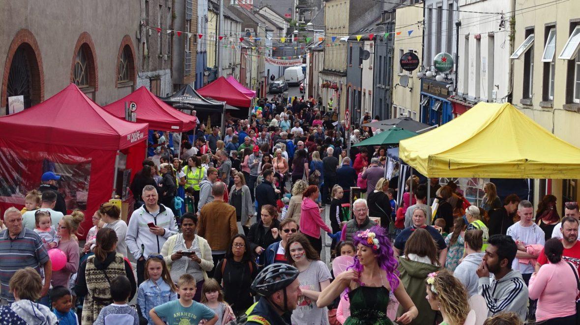 Shandon Street Festival & Food Fair (mid June)